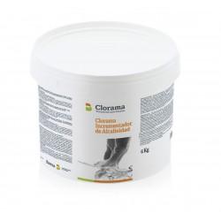 Incrementador pH 6 kg. granulado